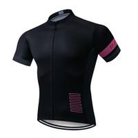 calças de biquini brancas mulheres venda por atacado-2019 equipe de ciclismo jérsei pro pro homens manga curta mtb ciclismo clothing bicicleta bicicleta jersey