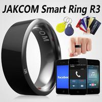 teclados de sistema de seguridad para el hogar al por mayor-JAKCOM R3 Smart Ring Venta caliente en Smart Home Security System como teclado rfid securite profilzylinder