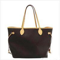 grandes totes de compras venda por atacado-desenhador bolsas G Flor em bolsas de couro genuíno personalizados hot stamp bolsa de moda em bolsas compostas grande capacidade designer sacos de compras