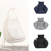 Wholesale outdoors swings resale online - Hammock Chair Cushions Swinging Soft Cushions Seat KG Bedroom Hangmat Hanging Chair Garden Outdoor