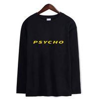 t beiträge großhandel-Post Malone T-Shirts Mode Lässig Langarm Luxus T-Shirts Oansatz Design Harajuku Coole Streetwear T-Shirts Post Malone T2190610