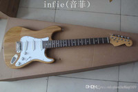 Wholesale hot new guitars resale online - 2012 NEW gutiar factory hot FD delux Electric Guitar with basswood guitar body free GIFT