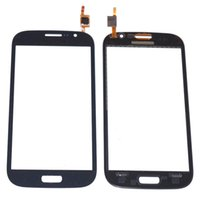 samsung galaxy grand touch screen digitizer groihandel-10 stücke für samsung galaxy grand gt i9082 i9080 neo i9060 i9062 i9060 touchscreen digitizer außensensor glaslinse panel