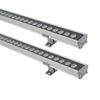 White LED Wall Washer Linear Light IP65 Waterproof Floodlight Outdoor AC85V-265V