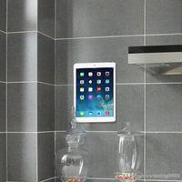 iphone halter für wand großhandel-Universal Magnetic Tablet Dock Wandhalterung Unterstützung für iPhone iPad Pro Air