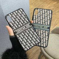 Wholesale big phones for resale online - Newest Top Brand Designer Phone Case for iPhone X XS XR Xs Max plus plus plus Big Brand in1 High Quality Phone Cover Case