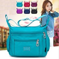 Wholesale women wetting diapers for sale - Group buy Fashion Mother Handbags large capacity slung shoulder bag women Multi function Waterproof designer hand bags diaper bags Nappy Stackers