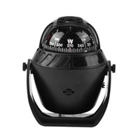Wholesale backpacking boat for sale - Group buy LC760 Professional Electronic Sea Marine Navigation Compass for Boat Ship Car Vehicle Outdoor Tools
