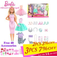 750be03a0bd86 Wholesale Barbie Clothes For Girls - Buy Cheap Barbie Clothes For ...