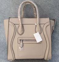 Wholesale phone offers online – Versatile Handbag Soft Offer PU Leather Zipper messenger bag Splice grafting Vintage Shoulder Crossbody itbags