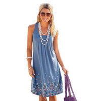 beach clothes femme 도매-여름 Ropa Mujer Vetement 여성 드레스 비치 드레스 하라주쿠 패션 우아한 Femme 의류 Vestidos Robe Femme Clothes