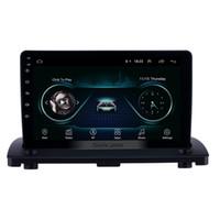 gps pulgadas volvo al por mayor-Quad-core HD Pantalla táctil Android 8.1 Unidad principal de 9 pulgadas Radio de coche GPS para 2004-2014 Volvo CX90 con música WIFI Soporte Bluetooth DVR OBD2 SWC