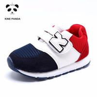 Kine Panda Little Kids Schuhe Für Jungen Kleinkind Baby Mädchen Kind Sport Laufschuhe Mädchen 1 2 3 4 Jahre Alt Kindergarten Vorschule Y190525