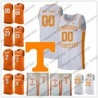 количество костей оптовых-Custom Tennessee Volunteers 2019 Баскетбол оранжево-белый Любое имя № 2 Грант Уильямс 5 Адмирал Скофилд 0 Костюм токаря Боудена Трикотажные изделия