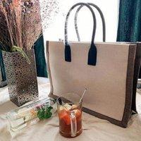 Wholesale english handbag for sale - Group buy Designer Luxury Handbags Purses Brand Fashion Luxury Designer Woman Bags English Letter Brand Bag Large Capacity General Canvas Cow