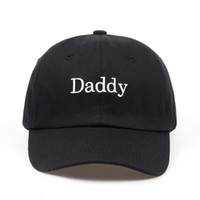 snapback adaptou gorros de capas venda por atacado-20187 novo papai Bordado Dad Hat 100% algodão ajustável mulheres homens verão boné de beisebol atacado Unconstructed