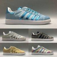 Wholesale blinking shoes for sale - Group buy 2020Designer Suede Gazelle Men Women Low blink Casual gazelle Trainer Chukka Black Grey Lightweight Breathable Walking Hiking Shoes