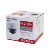 hikvision оптовых-10шт/много Hikvision ДС-2CD2143G0-я 4 Мп IP мини-купольная сетевая камера видеонаблюдения, IP-камера P2P PoE ночного версия заменить ДС-2CD2142FWD-я