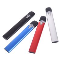 vamp pens china großhandel-China Facotry Großhandel Einweg Pod Kit 350mAh Build-Batterie Portable Vape Pen leere Keramik Pods Gerät 0,5 ml Patronen