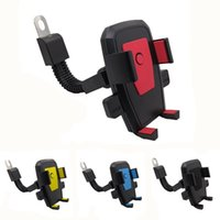 Wholesale motor phone holder for sale – best Motorcycle Mobile Phone Holder Electromobile Motor Mount inch Phone Stand Four Colors Cell Phone Accessories