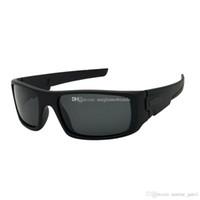 Wholesale sunglasses matte lenses resale online - O Designer OO9239 CRANKSHAFT POLARIZED Sunglasses Driving glasses Matte Black Grey Iridium Lens OK1