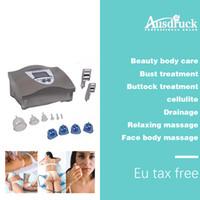 ingrosso massaggiatori termali-New UK shipping Pro Allargamento del seno Butt Enhancement Terapia del vuoto Massaggio del corpo Dimagrante strumento di attrezzature della macchina SPA salone clinica
