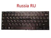 teclados sem moldura venda por atacado-Teclado para laptop Para Chuwi Para LapBook 14.1 Rússia RU Inglês preto dos EUA sem Frame novo