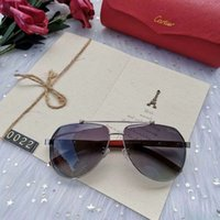 Wholesale fashionable sunglasses for sale - Group buy Fashionable Designer Sunglasses Luxury Sunglasses Glasses for Men Driving Adumbral Glasses UV400 colors Optional Style C0022 with Box