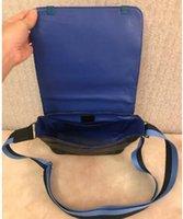 сумки для пожилых людей оптовых-Район PM Высокого класса новое прибытие известный Бренд Классический дизайнер моды Мужчины сумки через плечо сумка школьные сумки 8573
