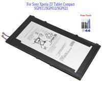 компактные таблетки оптовых-1x 4500mAh LIS1569ERPC Сменный аккумулятор для Sony Xperia Tablet Z3 Compact SGP611 SGP612 SGP621 + Набор инструментов для ремонта