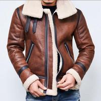 erkek kışlık giyim ceketleri toptan satış-Boş Erkekler Kalınlaşmak Sıcaklık ceketler Pamuk Kılıf Sıcak Coats Erkekler Kabanlar tutun Kış Coat Moda Ceket Erkek dış Tops