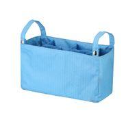 Wholesale waterproof baby cloth diapers resale online - Diaper Stroller Bag Hanging Organizer Practical Waterproof Multifunctional Cup Holder Carriage Large Capacity Oxford Cloth Baby