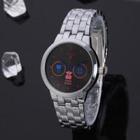 ayı saatleri toptan satış-Moda marka küçük ayı izle erkek tasarımcı lüks kadınları saatler paslanmaz çelik kol saati hediye 38mm montre homme reloj hombre saatler