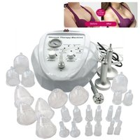 machines pour le sein achat en gros de-Pompe d'élargissement de machine de thérapie de massage sous vide soulevant la tasse de massage et le corps de façonnage de beauté de renforceur de sein