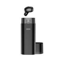 powerbank bluetooth großhandel-JOYROOM JR-SP2 Bluetooth Kopfhörer Kopfhörer mit 1600 mAh Powerbank Single Wireless Earbuds Headset mit Ladebox für iPhone Samsung LG