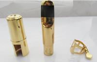Yanagizawa New Best Quality Professional Tenor Soprano Alto Saxophone Metal Mouthpiece Gold Lacquer NO 5-9 Mouthpiece Sax