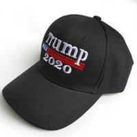Wholesale souvenir baseball for sale - Group buy Fashion American Election Baseball Cap Trump Baseball Cap For Women Men Souvenir