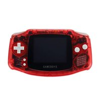 Wholesale video games consoles kids resale online - 3 inch Retro Video Game Console Handheld Game Portable Pocket Game Console Mini Handheld Player for Kids Gift