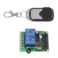 Wholesale garage gate openers resale online - Universal Gate Garage Opener Remote Control Transmitter
