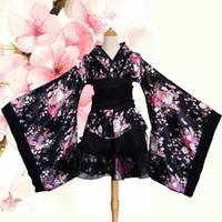 anime weibliche kleider großhandel-Cospaly Kleidung Weibliche Schwere Kirsche Kimono Mädchen-Kostüm Bliss Saubere Erde House Dance Kleidung Lolita Kleid Cosplay Kostüme