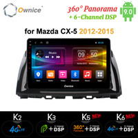 """Ownice 10.1"""" Octa Core Android 9.0 Car DVD Radio GPS for Mazda CX-5 2012 2013 2014 2015"""