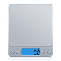 Wholesale kitchen scales grams for sale - Group buy Digital Kitchen Scale Mini Pocket Stainless Steel Precision Jewelry Electronic Balance Weight Gold Grams gx0 g