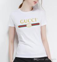 tasarımcılar kadın giyim toptan satış-Toptan Yeni Tasarımcılar moda kırık delik t shirt Yüksek Kalite erkek womens için kısa kollu tişörtleri Tops Kazak Tee giyim G