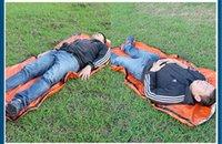 laranja conhecida venda por atacado-Atacado-Outdoors Conheça um saco de dormir de primeiros socorros de emergência Proteção contra radiação Preservação de calor PE Sacos de salva-vidas portáteis Laranja 12at W