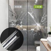 filme de janela de vendas venda por atacado-SUNICE 2mil 50CMx400CM Transparente SafetySecurity Window Film 90% Proof UV High Protection Sticker Hot Sale para Clear Glass