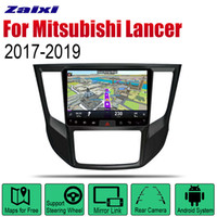 Wholesale grand mp3 resale online - ZaiXi Android Din Auto Radio For Mitsubishi Lancer EX Grand Lancer Car Multimedia Player GPS Navigation System Radio car dvd