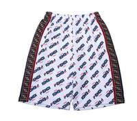 ingrosso bermuda svago-Moda Uomo Abbigliamento Abbigliamento Estate Spiaggia Pantaloncini Bermuda Tempo libero Pantaloni corti Pantaloncini casual in cotone