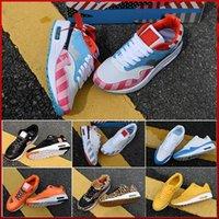 erkekler sığ ayakkabıları toptan satış-Epic React Eleman 87 Gizli 2018 erkek Ayakkabı Tasarımcısı erkek Eğlence Ayakkabıları Sığ Siyah Yelken Sığ Kemik Zapotos Boyutu 36-45