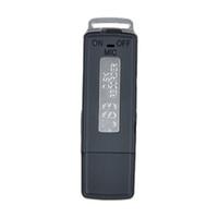 usb flash disk 4gb toptan satış-SK-868 8 GB USB Flash Sürücü Mini Taşınabilir Dijital Ses Kaydedici usb Disk Ses Kaydedici