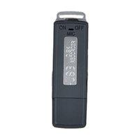 grabadora de voz 4gb al por mayor-SK-868 8GB Unidad flash USB Mini grabadora de voz digital portátil usb Disco Grabadora de audio